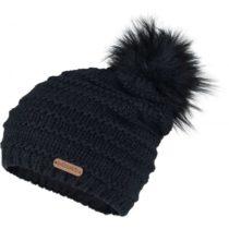 Willard BELANIDA čierna UNI - Dámska pletená čiapka
