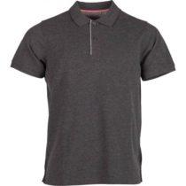 Willard EVAN tmavo šedá L - Pánske tričko