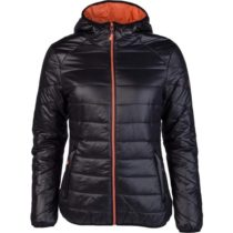 Willard CATLINDA čierna M - Dámska prešívaná bunda