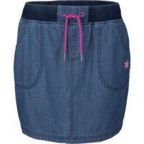 Willard KAZIA modrá 36 - Dámska sukňa s džínsovým vzhľadom