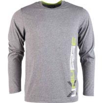 Willard MAT šedá XL - Pánske tričko