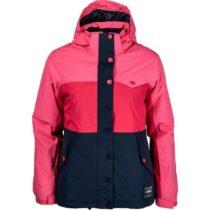 Willard QUELLA ružová S - Dámska lyžiarska bunda