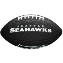 Wilson MINI NFL TEAM SOFT TOUCH FB BL SE   - Mini lopta na americký futbal