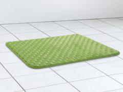 Kúpelňová podložka Coral Dormeo, 50x70 cm, zelená