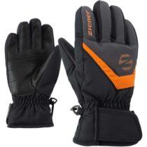 Ziener LORIK JR čierna 4 - Detské rukavice