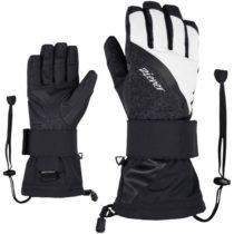 Ziener MILANA AS W čierna 6,5 - Dámske rukavice