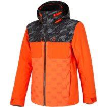 Ziener TUCANNON M oranžová 52 - Pánska bunda