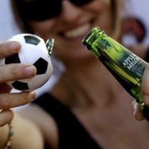 Zvukový futbalový otvárač fliaš